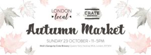 Autumn Market at Crate Brewery