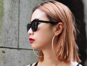 XL Silver Hoop Earrings