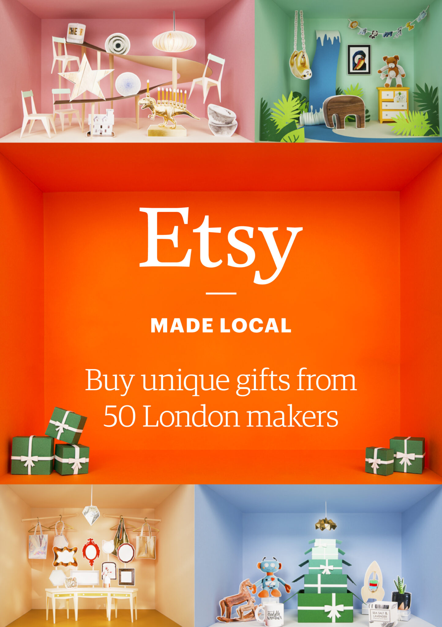 Etsy Made Local – London