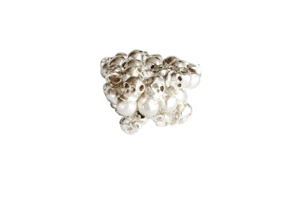 New collection – Skulls ring