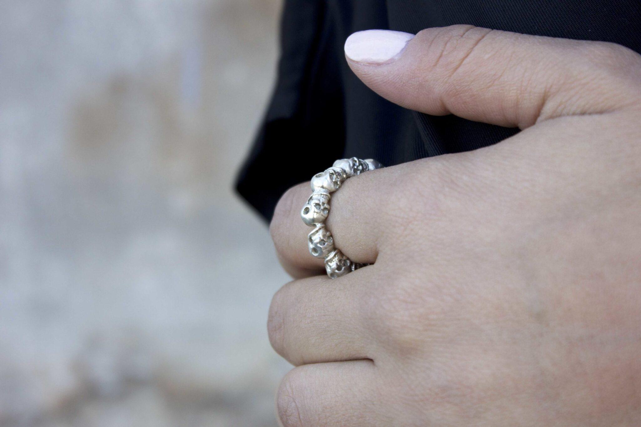Full Skull Ring