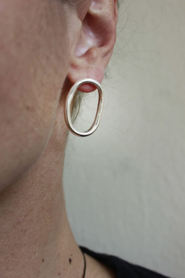 Chain Earrings Unpaired